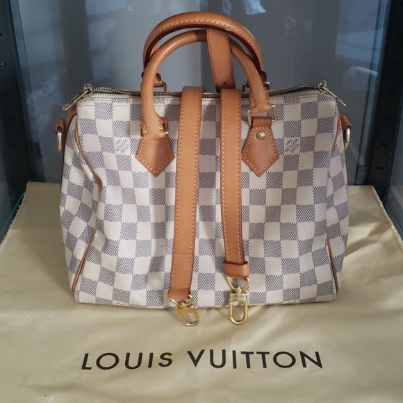 Louis Vuitton Handbags - Speedy 25B Bandouliere
